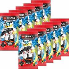 Lego® Ninjago™ Serie 5 Trading Card Game - 10 Booster - 50 Cards