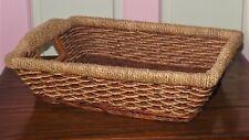 Cane / Wicker & Seagrass Basket  ..... (N°2)