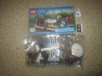 LEGO COFFEE CHAIN SHOP - NEW - No Box - From 60097 City Square