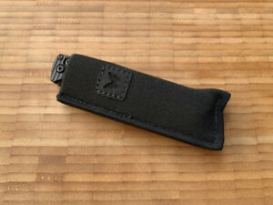 Benchmade 102658F Side-Draw Sheath/ Scheide black