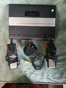 Atari 7800 Video Game Console With Power Supply,Video Cable & joy sticks. ¤