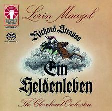 Lorin Maazel conducts Strauss: Ein Heldenleben & Brahms: Alto Rhapsodie CDLX7347