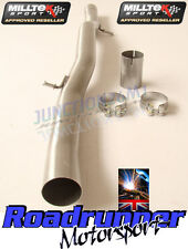 AUDI TT MK1 MILLTEK EXHAUST 1.8 TURBO QUATTRO NON-RES CENTRE PIPE MSAU125REP NEW