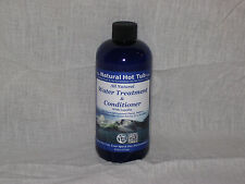 "All Natural Water Treatment And Conditioner,"" Magic 4 Chemical Free Spa"""