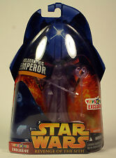 star wars revenge of the sith holographic emperor  moc toys r us exclusive