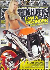 STREETFIGHTERS Magazine No.170 April 2008(NEW COPY)