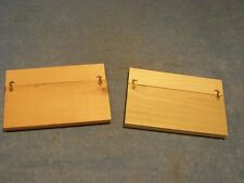 Repro Cutter Box for Millers Patent No. 141-143 type 1  NEW