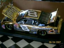 Dale Earnhardt Jr  #8 2000  Budweiser GOLD ROOKIE QVC
