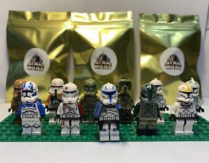 Lego Star Wars 2x Clone Mystery Blind Bag