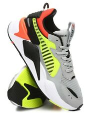 Puma RS-X Hard Drive High Rise-Yellow Alert size 9, 9.5, 10. MSRP $110