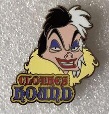 Disney Pin - Villains Attributes Mystery Collection Cruella De Vil Only