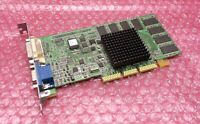 ATI 109-63000-00 AGP DVI VGA 1026301301 023096 Graphics Card GPU 16MB