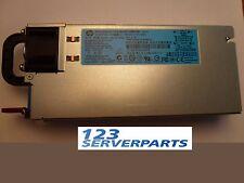 656362-B21 HP 460W CS HE Silver Power Supply ProLiant G6/G7 490594-001