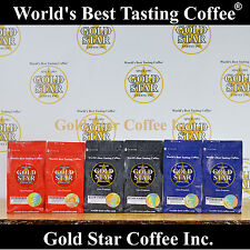 Jamaica Jamaican Blue Mountain, Hawaiian Kona, Yauco Selecto - *Coffee Combo*