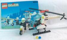Juego De Lego 6664-Chopper Cops (pueblo/Serie De Policía) Completa