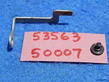 Wurlitzer 1250 1400 1500 1600 CRM Free Play Lever # 53563 & Screw # 50007