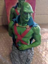 Martian Manhunter Mini-Bust DC Direct