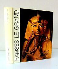 RAMSES LE GRAND -Galeries Nationales du GRAND PALAIS - PARIS 1976