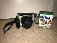 Fujifilm INSTAX Wide 300 Instant Film Camera 20 Film Sheets Included Used Once