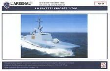 L'Arsenal Models 1/700 French FRIGATE LA FAYETTE Resin & Photo Etch Model