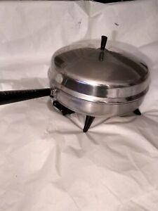"""""""Farberware"""" Buffet Server Electric 3Qt Skillet Pan 12"""" 344-A (NO CORD)"""