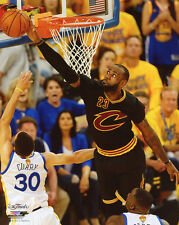 2016 Champions LEBRON JAMES Glossy 8x10 Photo Print Cleveland Cavaliers Poster