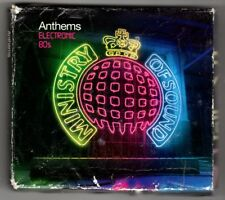 (IE116) Anthems, Electronic 80s - Ministry of Sound - 2009 CD set