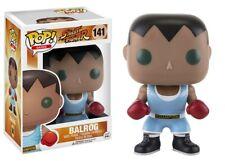 Funko - POP Games: Street Fighter - Balrog Vinyl Action Figure New In Box