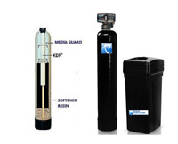 PREMIER WELL WATER SOFTENER + IRON FILTER WATER SYSTEM KDF 85 48,000 grain 10x54