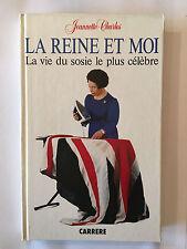 LA REINE ET MOI 1986 CHARLES VIE DU SOSIE LE PLUS CELEBRE REINE ELISABETH