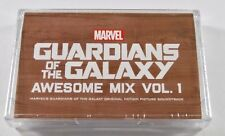 GUARDIANS OF THE GALAXY Awesome Mix Vol 1 MC Cassette Tape NEW 2017