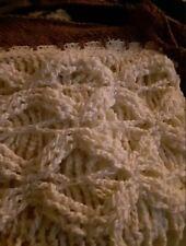 beautifully crocheted bag