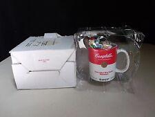 1999 Millenium Campbell's Kids Soup Christmas Ornament Mug Cup