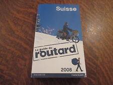 suisse le guide du routard 2008 hachette