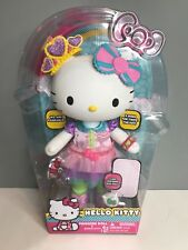 Hello Kitty Princess Doll with Bonus Kitty  NEW IN BOX 2014 Sanrio Rare Poseable