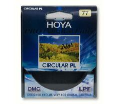 Hoya PRO1D 77 mm filtro polarizzatore circolare Pro1D Polarizzatore CPL  C-PL