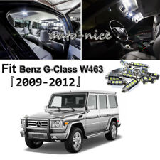 18 Error Free Bulbs For Benz G-Class W463 09-2012 LED Interior Light Package Kit