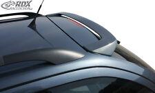 RDX Heckspoiler / Dachspoiler für Skoda Octavia 2 / 1Z Kombi (incl. Facelift)
