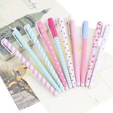 10pcs Korean Niedlich Aquarell Pen Gelschreiber Set Farbe Kandelia Briefpapier 1