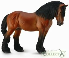 CollectA Bay Ardennes Stallion - 88759