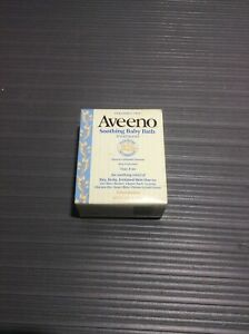 AVEENO Baby Fragrance Free Soothing Bath Treatment Packets 5 Each