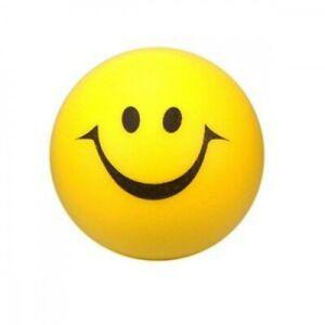 Balle Anti Stress Emoji 6 cm Détente Relaxation Zen Rééducation Main