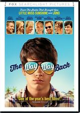 The Way Way Back DVD Movie- Brand New Fast Ship (HMVDVD-1005 / HMV-118)