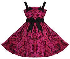 Hell Bunny Party Sleeveless Dresses Midi