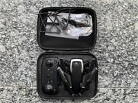 Drone  4k HD Wide Angle Camera 1080P WiFi fpv Drone Dual Camera Quadcopter Drone