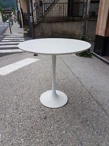 MAURICE BURKE POUR ARKANA - DESIGN 1960 - TABLE TULIPE