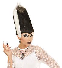 Parrucca Donna Halloween Moglie Mostro *09028
