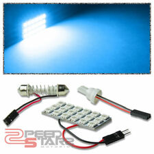 T10 5050 194/168/W5W 18SMD BRIGHT BLUE LED INTERIOR DOME/MAP WEDGE LIGHT/BULB