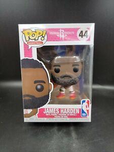FUNKO POP! NBA: Houston Rockets - James Harden Vinyl Figure #44
