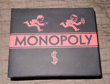 Darrow Black Box 1935 Style Reproduction Monopoly Utensils
